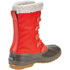 Sorel 1964 Pack Nylon Boots Men Rust Red/Cordovan
